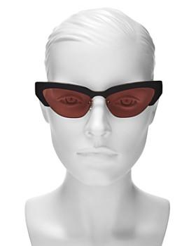 Miu Miu - Women's Cat Eye Sunglasses, 59mm