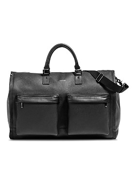 Hook and Albert - Pebbled Leather Luggage Collection