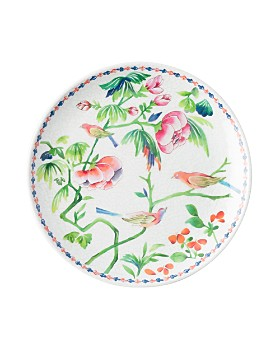 Juliska - Lalana Floral Melamine Dessert/Salad Plate