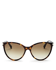 Longchamp - Women's Le Pliage Cat Eye Sunglasses, 56mm