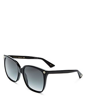 Gucci Women\\\'s Square Sunglasses, 57mm-Jewelry & Accessories