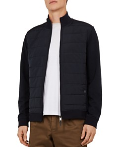 Ted Baker - Mowtan Quilted Funnel Neck Jacket