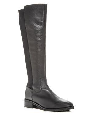 KURT GEIGER Women'S Rayko Riding Boots in Black