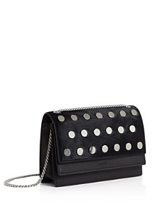 ALLSAINTS - Sid Mixed Media Crossbody