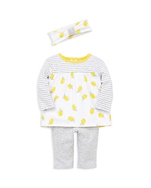 Little Me Girls Lemon Tunic Leggings  Headband Set  Baby