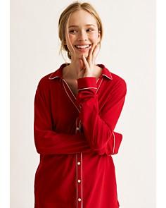 Natural Skin - Organic Cotton Sleepshirt