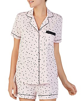 kate spade new york - Dotted Short Pajama Set