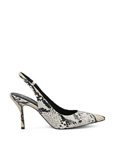 Marc Fisher LTD. - Women's Camela Slingback Pumps