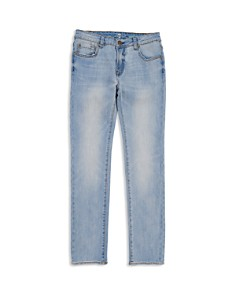 7 For All Mankind - Boys' Paxtyn Light Wash Jeans - Little Kid