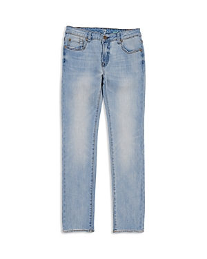 7 For All Mankind Boys Paxtyn Light Wash Jeans  Little Kid