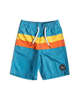 03ba68856a Quiksilver - Boys' Mystery Bus Volley Swim Shorts - Little Kid ...