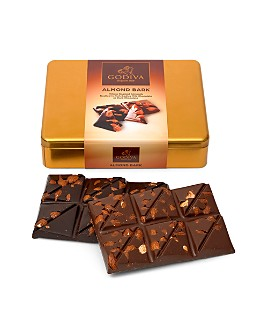 Godiva® - Chocolatier Almond Bark Tin