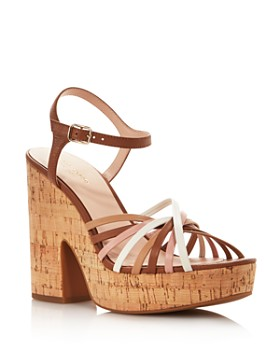 b0cb62072e5f kate spade new york - Women s Glow Platform Sandals - 100% Exclusive ...