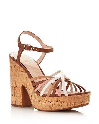 kate spade new york - Women's Glow Platform Sandals - 100% Exclusive