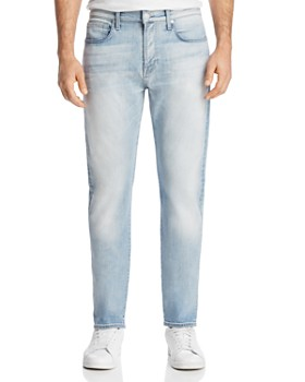 7 For All Mankind - Adrien Slim Fit Jeans in Sun Soaked - 100% Exclusive