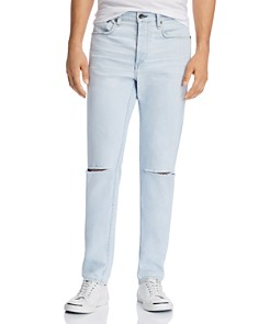 rag & bone - Fit 2 Slim Fit Jeans in Mulligan - 100% Exclusive