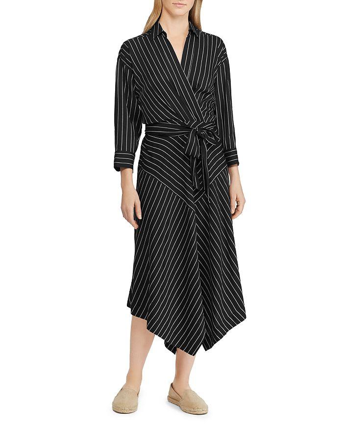 f3f34bfdb9a Ralph Lauren - Striped Twill Shirt Dress - 100% Exclusive