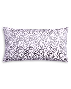"""Oake - Agate Embroidered Decorative Pillow, 12"""" x 22"""" - 100% Exclusive"""