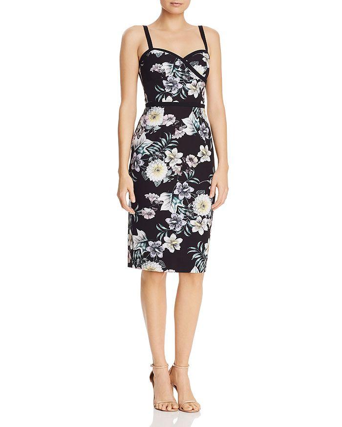a710c8a09a1 Black Halo - Daria Floral Dress - 100% Exclusive