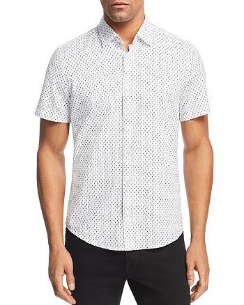f18c6f3b7 BOSS Hugo Boss BOSS Rash Palm Regular Fit Button-Down Shirt ...