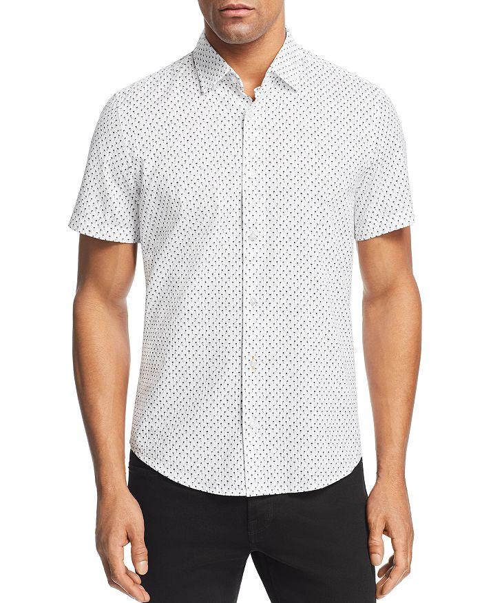 BOSS Hugo Boss - Rash Palm Regular Fit Button-Down Shirt