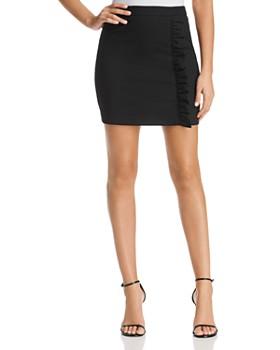 Vero Moda - Ylva Ruffle Mini Skirt