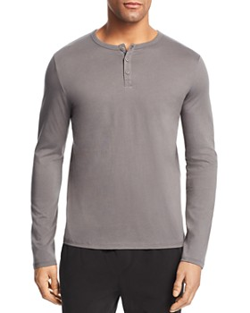 d1a4056304947f ATM Anthony Thomas Melillo - Long Sleeve Henley - 100% Exclusive