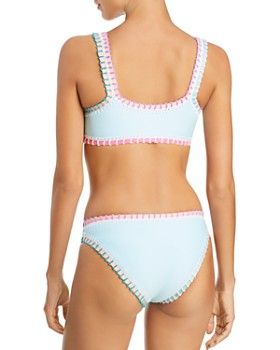 Platinum inspired by Solange Ferrarini - Stitched Scoop Bikini Bottom - 100% Exclusive