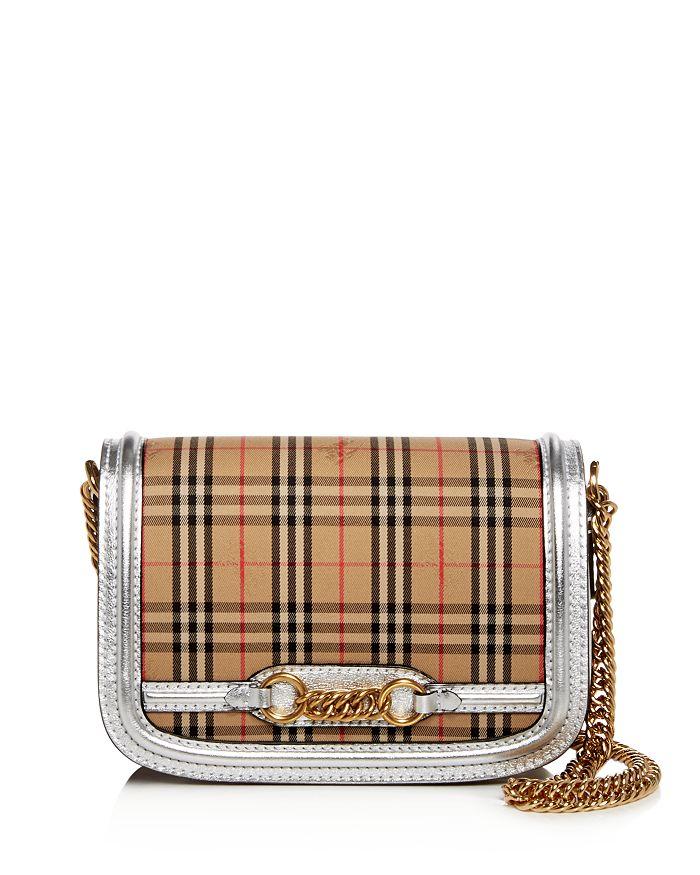 0d57e8b2781e Burberry - The 1983 Check Medium Shoulder Bag