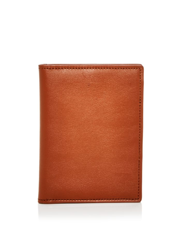 Shinola Leather Passport Wallet  | Bloomingdale's
