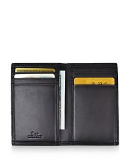 ROYCE New York - Leather RFID-Blocking Card Case & Wallet