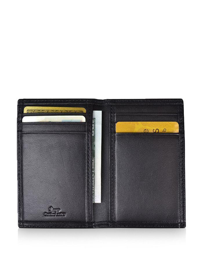 royce new york leather rfid blocking card case wallet bloomingdale s bloomingdale s