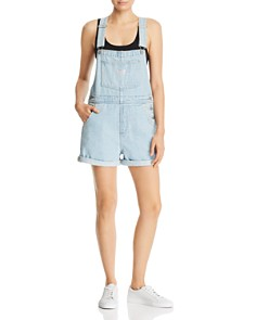 Levi's - Vintage Denim Shortalls in Short and Sweet