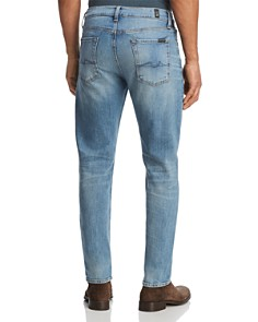 7 For All Mankind - Slimmy Slim Fit Jeans in Conquistador