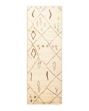 Solo Rugs Taza Moroccan Runner Rug, 2'2 x 5'10