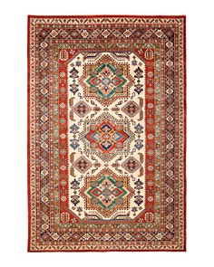 """Solo Rugs - Shirvan Collection Levain Hand-Knotted Area Rug, 5'10"""" x 8'8"""""""