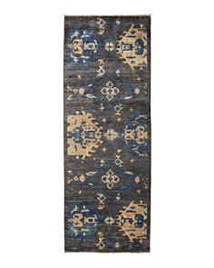 Solo Rugs - Eclectic Ankara Hand-Knotted Area Rug Collection
