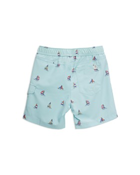 Sovereign Code - Boys' Shark Print Swim Trunks - Baby