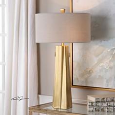 Uttermost - Maris Gold Table Lamp