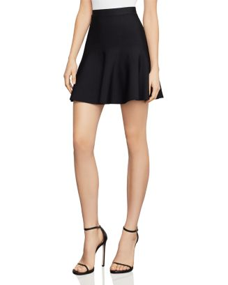 Ingrid A Line Mini Skirt by Bcbgmaxazria