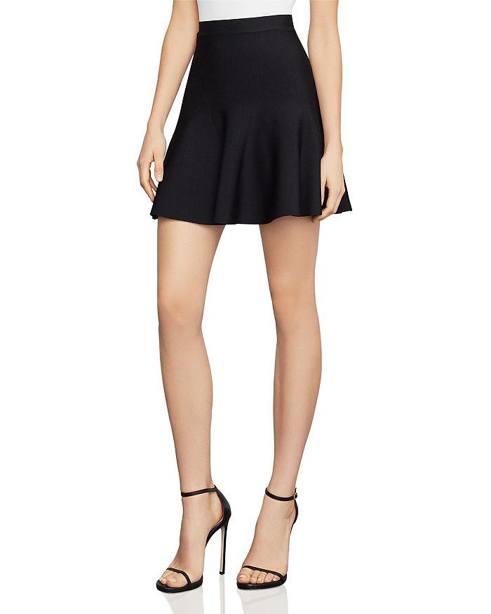 BCBGMAXAZRIA - Ingrid A-Line Mini Skirt