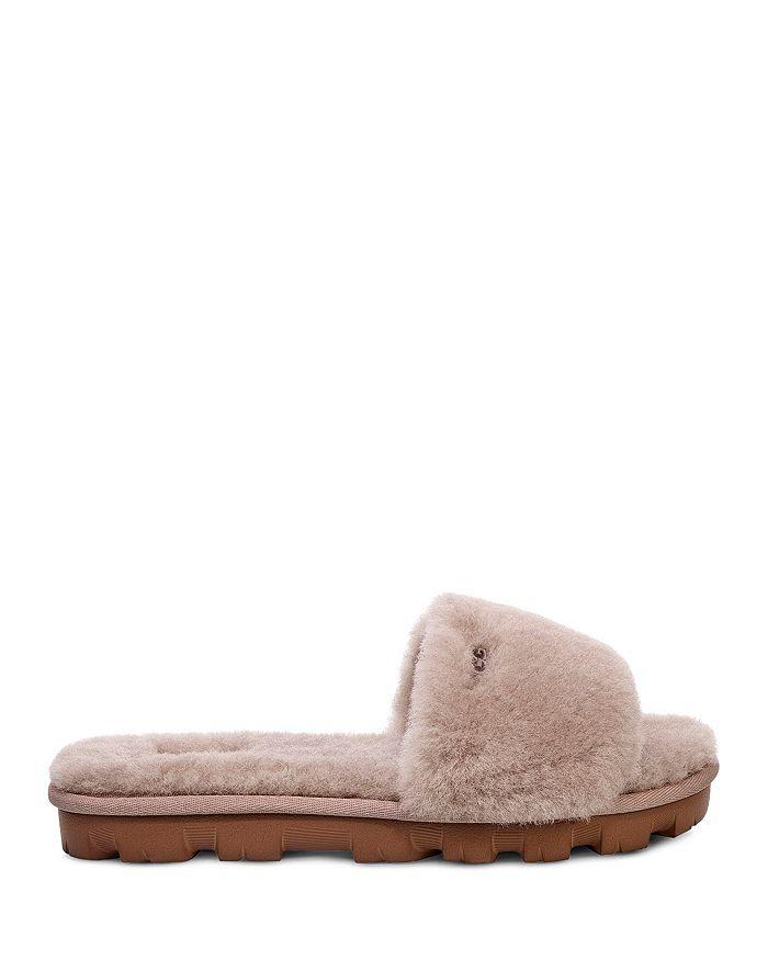 aa2f0218ea03 UGG® - Women s Cozette Fur Slide Sandals