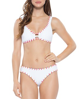 BECCA® by Rebecca Virtue - Camille Reversible Bikini Top & Camille Reversible Bikini Bottom