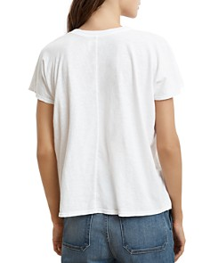 Velvet by Graham & Spencer - Short-Sleeve Love Graphic Tee
