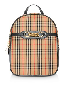 Burberry - Mini Link Backpack