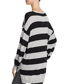 Splendid - Flynn Striped High/Low Sweater