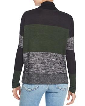 bca72c810070b ... rag   bone JEAN - Bowery Striped Turtleneck Sweater