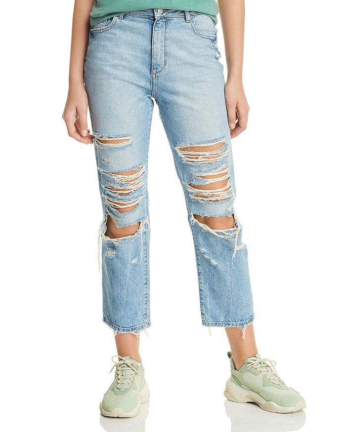DL1961 - Jerry Vintage Straight Jeans in Echo Park
