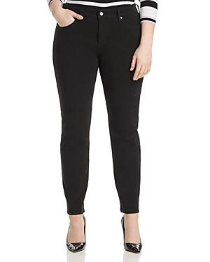Levi's Plus 311 Shaping Skinny Jeans in Black
