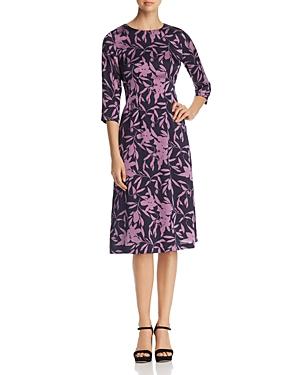 Vero Moda OLIVIA FLORAL-PRINT DRESS